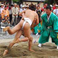 九月古例祭(これいさい)