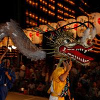 万灯祭(まんとうさい)